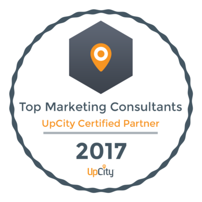 Top healthcare marketing consultant award