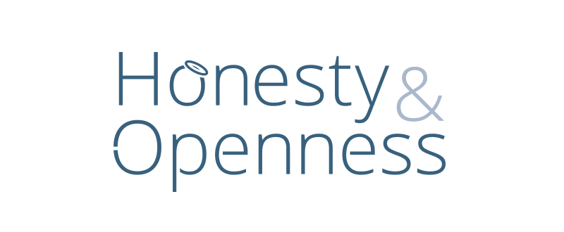 honesty and openness